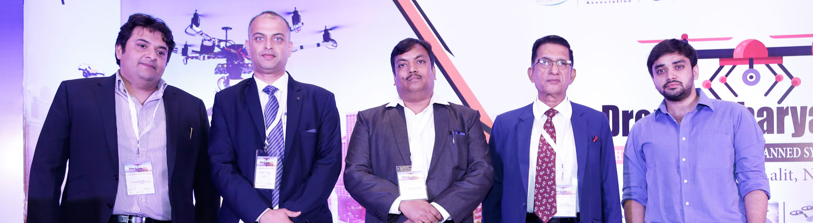 Drone Event of Dronacharya Members