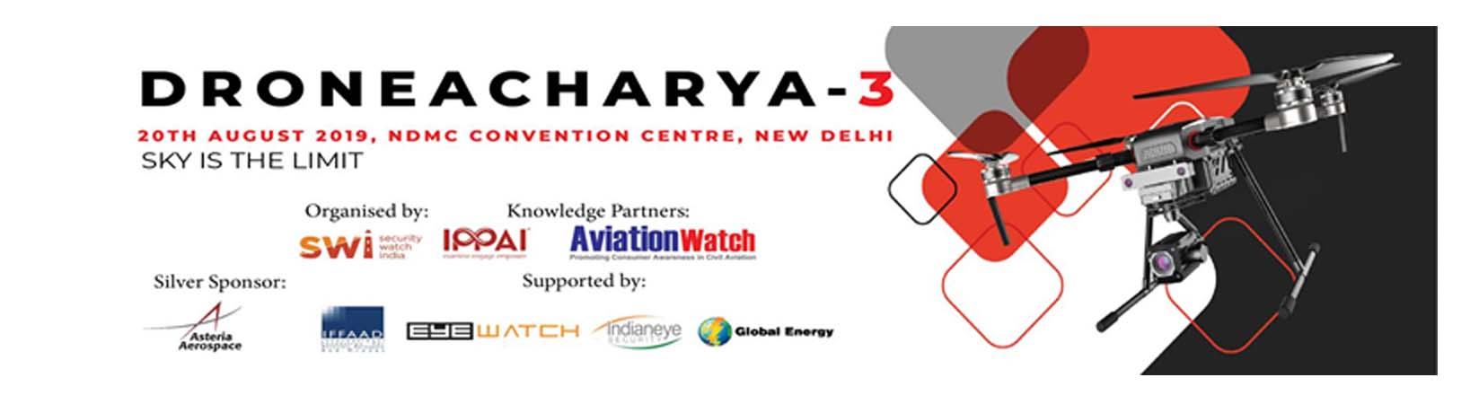 Drone Event of Dronacharya